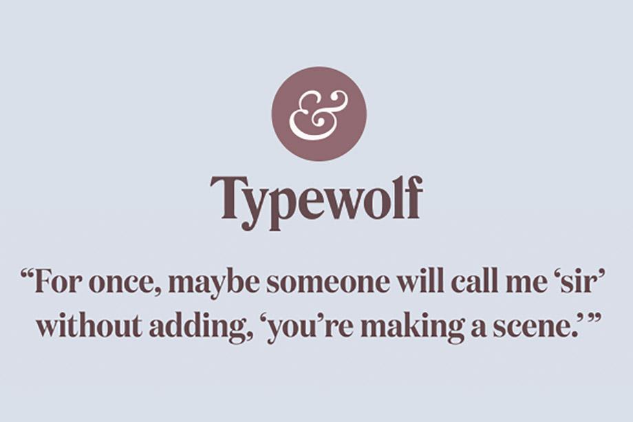 Type-wolf